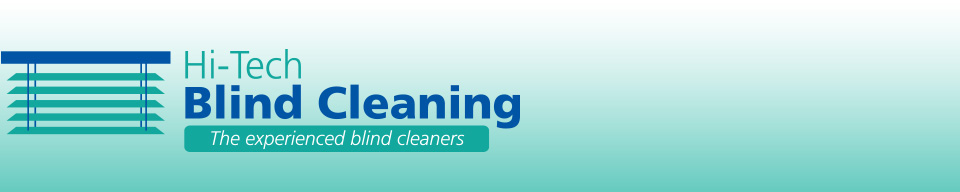 Hi-Tech Blind Cleaning